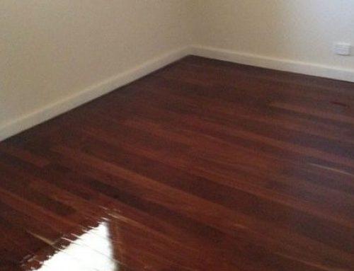 Jarrah Floor Sanding